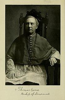 Thomas Grace (bishop of Sacramento) Catholic bishop