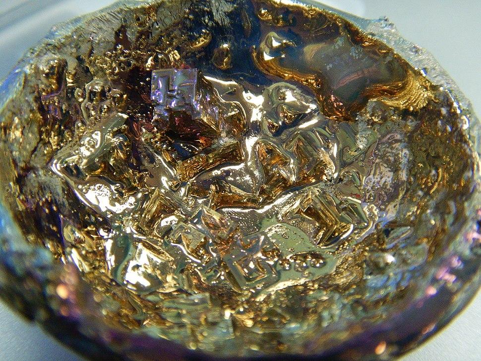Bismuth sample 1B
