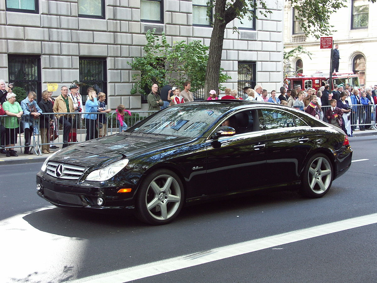 Mercedes Benz Cls  Amg Wikipedia