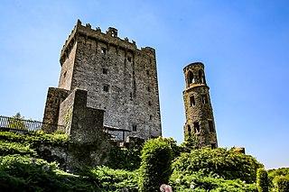 Blarney Castle castle in Ireland