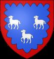 Blason ville fr Bourges (Cher).png