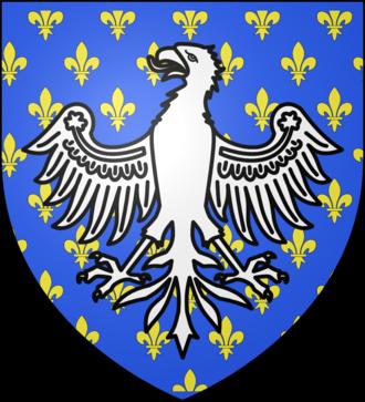 Roman Catholic Diocese of Le Puy-en-Velay - Le Puy-en-Velay Coat of Arms