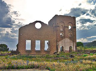 Former blast furnace in New South Wales