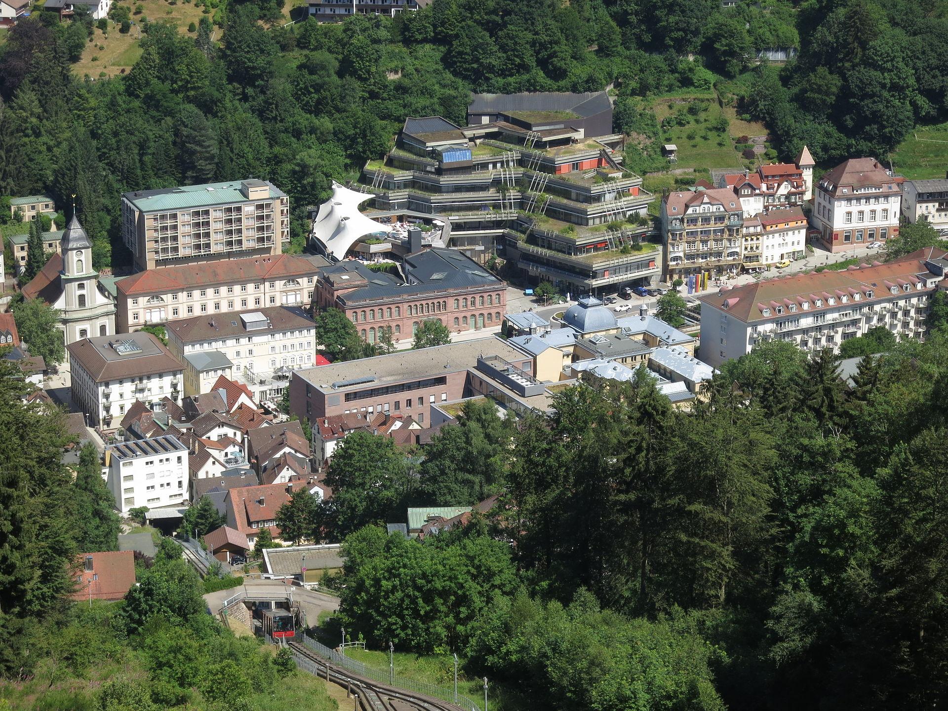 Bad Wildbad Schwarzwald Hotel Valsana Bwba