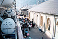 Boarding the Ferry to Tangiers - Gibraltar 1992.jpg