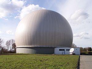 Bochum Observatory - The Radom of Bochum Observatory