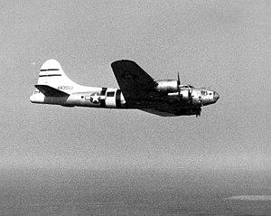 311th Air Division - Boeing F-9 reconnaissance aircraft