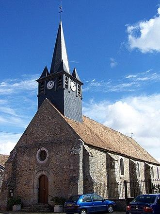 Boissy-sans-Avoir - Eglise Saint-Sébastien