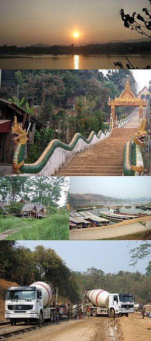 Bokeo Province - Image: Bokeo montage