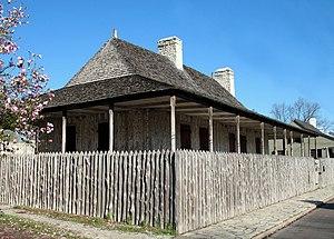 Louis Bolduc House - Image: Bolduc house