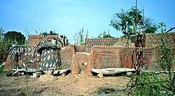 Bolgatanga painted village.jpg