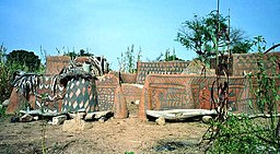 Bolgatanga painted village.jpg