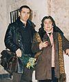 Bonaldi Giovanni con Alda Merini.JPG