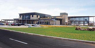 Borg El Arab Airport - Image: Borg El Arab International Airport