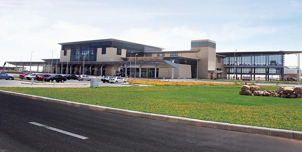 Borg El Arab International Airport.