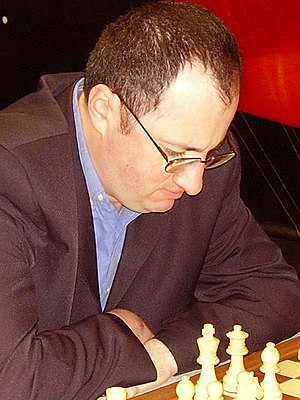 World Chess Championship 2012 - Image: Boris Gelfand