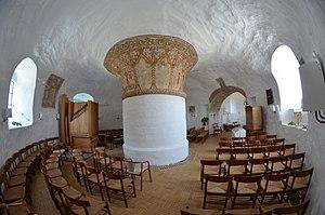Ny Kirke - Interior view