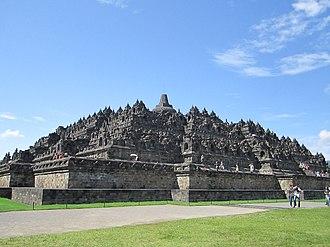Borobudur - Image: Borobudur Temple
