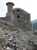 Borsh Castle 4th century before Christ.jpg