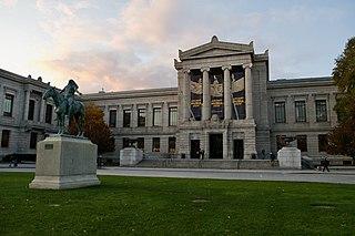 Museum of Fine Arts, Boston Art museum in Boston, MA