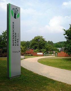Botanischer Garten der Christian-Albrechts-Universität zu Kiel