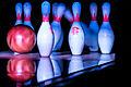 Bowling Pins Being Hit by a Bowling Ball - PINSTACK Plano (2015-04-10 19.34.19 by Nan Palmero).jpg