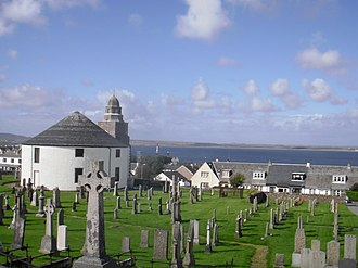 Bowmore - Image: Bowmore Round Church