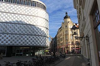 Brühl (Leipzig) street