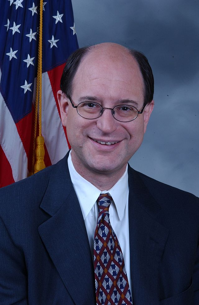 Brad Sherman, official photo portrait, color