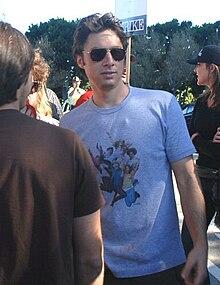 Zach Braff, protagonista della serie