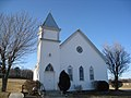 Branch Mountain United Methodist Church Three Churches WV 2009 02 01 09.jpg