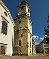 Bratislava Františkánské náměstí věž.jpg