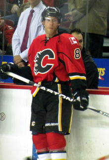 Description de l'image  Brendan Morrison Flames.png.