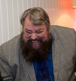 University of Cambridge Chancellor election, 2011 - Image: Brian Blessed laughing at Flash Gordon 35 BAFTA 28Nov 2015 (extracted)