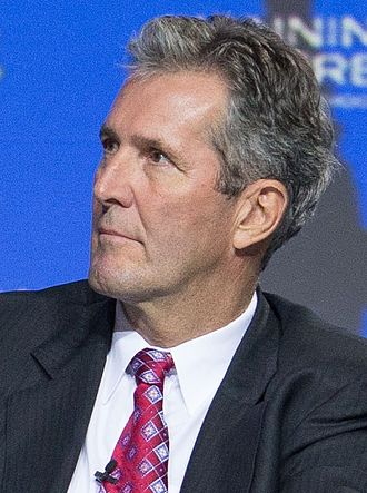 Brian Pallister - Pallister speaking at the 2014 Manning Networking Conference
