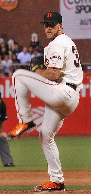 Brian Wilson (baseball) - Brian Wilson, September 2010