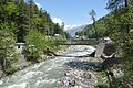 Bridge over River Beas - Leh–Manali Highway - Manali 2014-05-10 2260.JPG