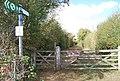 Bridleway off Lower Haysden Lane into Haysden Country Park - geograph.org.uk - 1525330.jpg