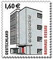 Postage stamp Bauhaus Dessau.jpg