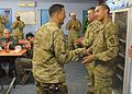 Brig. Gen. Chinn pays Christmas visit to Combat Outpost Justice 121225-A-VA638-007.jpg
