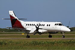 Brindabella Airlines British Aerospace Jetstream 41 BNE Breidenstein.jpg