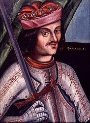 anonymous: Richard I