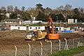 British Rail Goods Yard redevelopment site , Bishop's Stortford, England 02.jpg
