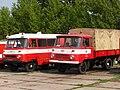 Brno, Řečkovice, depozitář TMB, hasiči - Robur (01).jpg