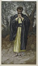 Brooklyn Museum - Saint Matthew (Saint Mathieu) - James Tissot - overall.jpg