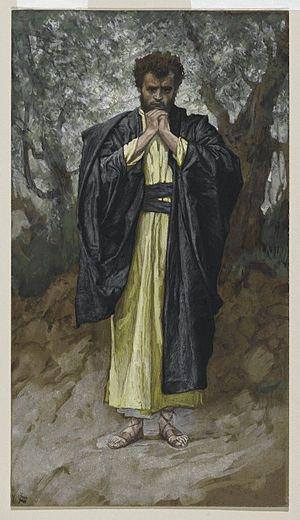 Brooklyn Museum - Saint Matthew (Saint Mathieu) - James Tissot - overall.jpg