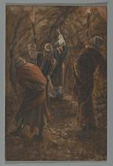 Brooklyn Museum - The Chasm in the Rock in the Cave Beneath Calvary (La fente du rocher dans la grotte sous le calvaire) - James Tissot.jpg