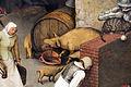 Bruegel il vecchio, proverbi fiamminghi, 1559, 12.JPG