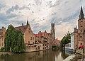 Bruges Belgium De-groote-Hollander-Huidenvettersplein-12-02.jpg