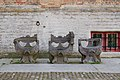 Bruges Belgium Stone-Chairs-at-Courtyard-of-Gruuthuse-Museuml-01.jpg